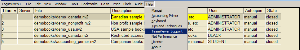 Resolving TeamViewer Conflicts – NewViews Accounting Software